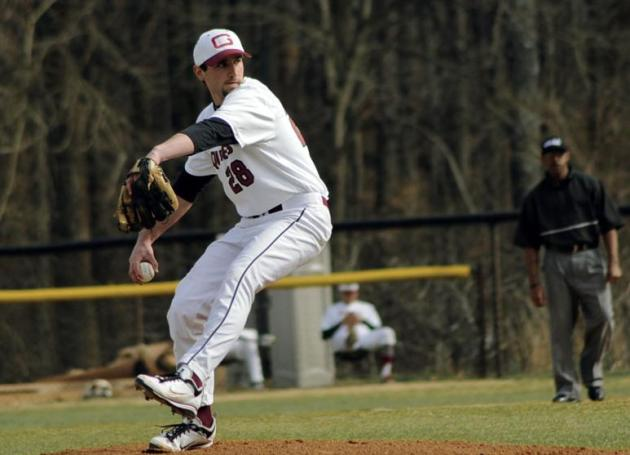 Guilford Earns First Baseball Doubleheader Sweep at Virginia Wesleyan