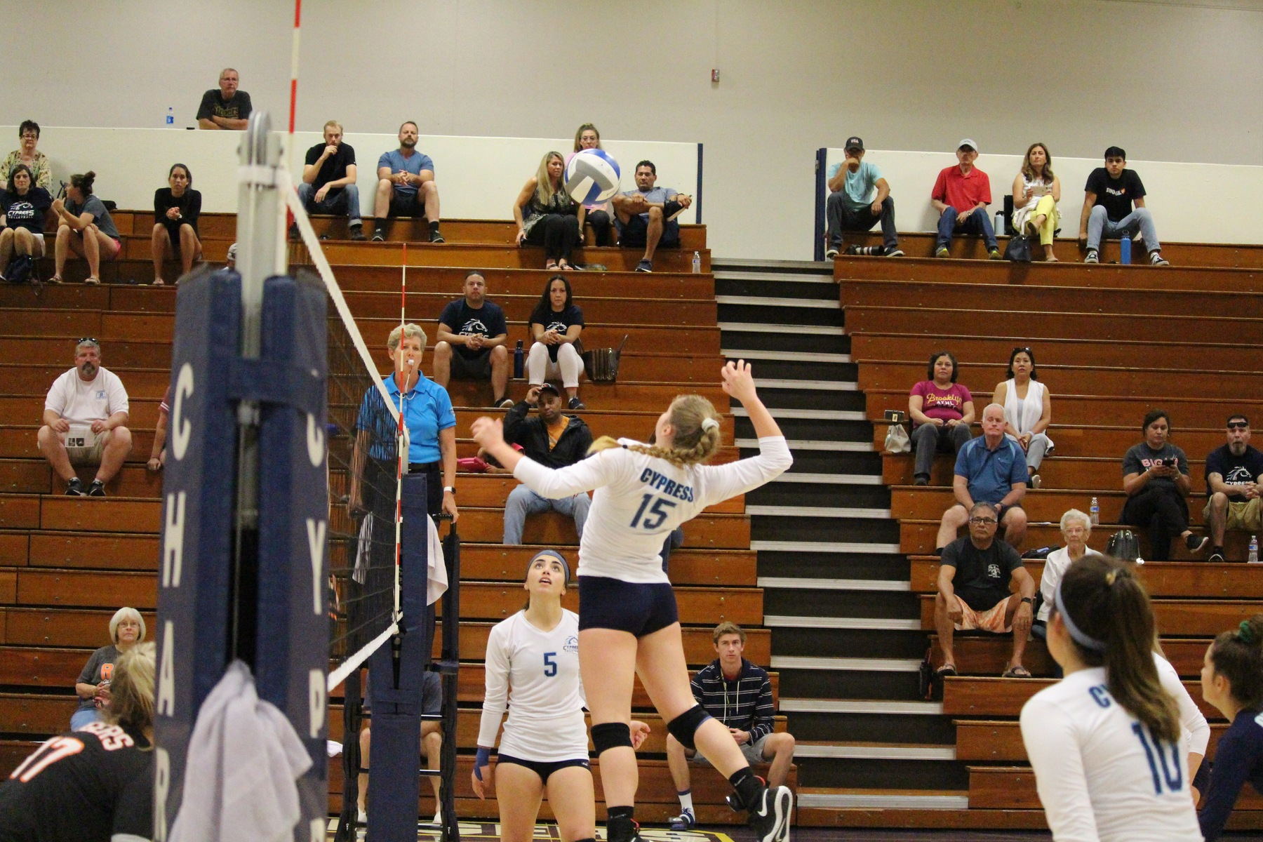 Women's Volleyball, Mary Hicks, Commits to San Diego Christian College