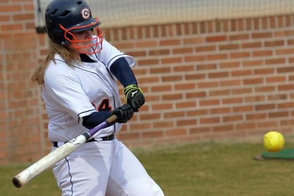 Lady Eagles open SAC play with a pair of losses at Catawba