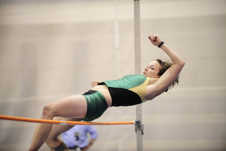 McDaniel competes at Messiah