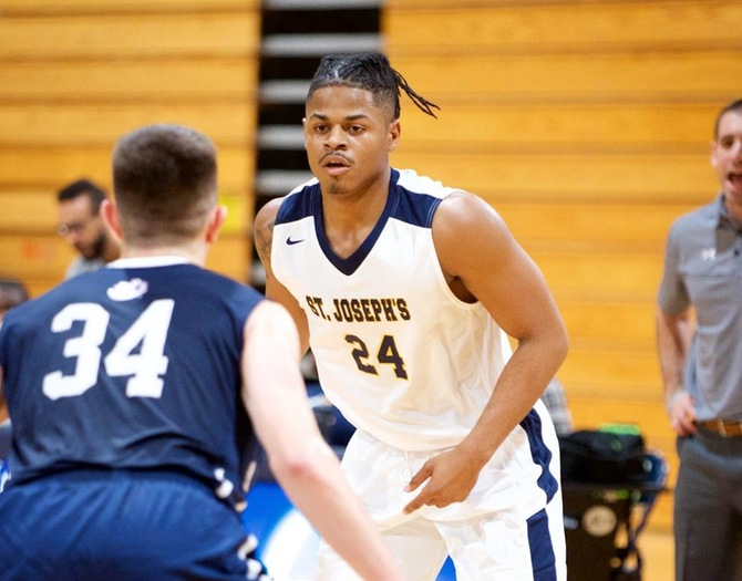 Men's Basketball Drops Conference Contest at Yeshiva