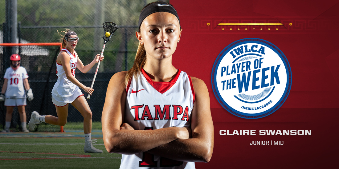 Claire Swanson Earns IWLCA Division II National Offensive Player of the Week Honors