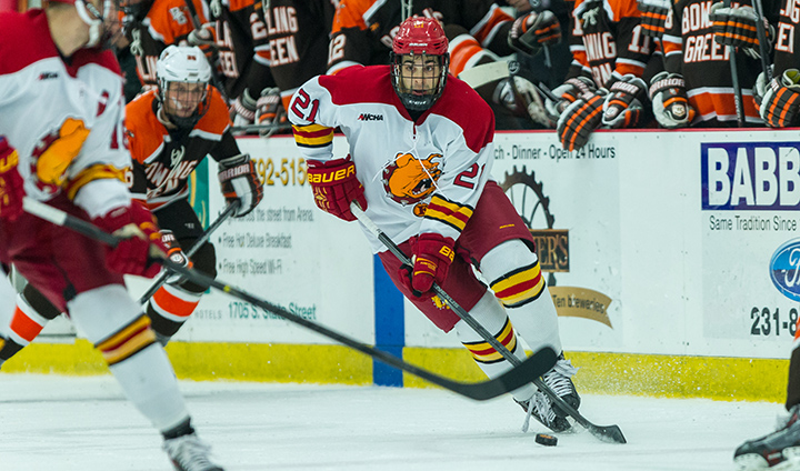 Ferris State Hockey Reaches Mariucci Classic Championship Game After Impressive Win Over RPI