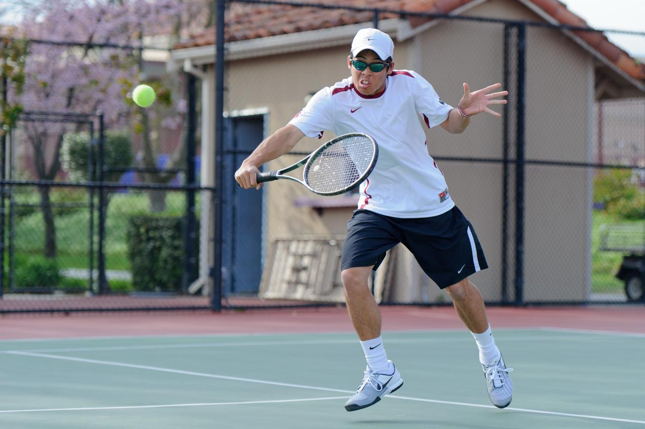 No. 36 Bronco Men's Tennis Open 2013 Spring Season Jan. 19 At Home