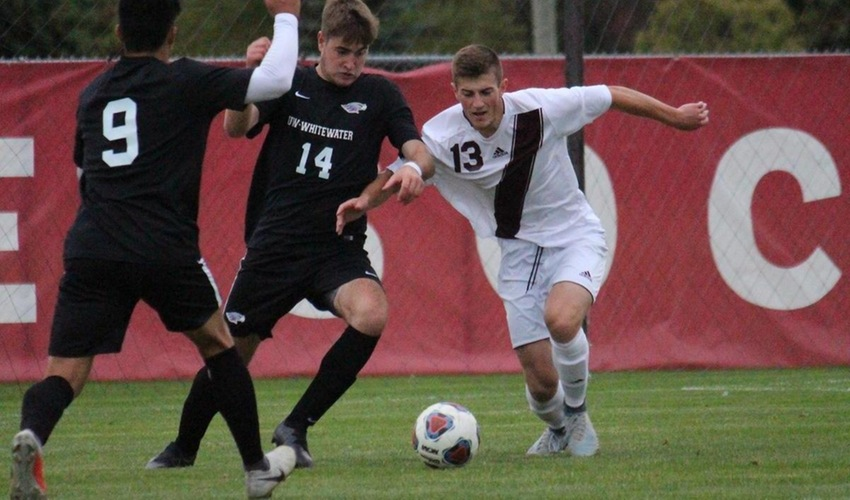 Men's Soccer Falls at Hope