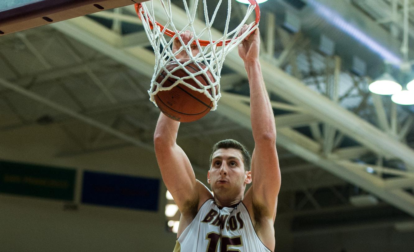 Santa Clara Knocks Off Cal Poly, 72-64