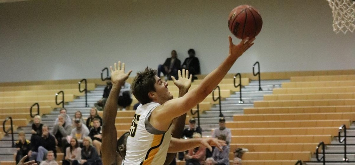 Men's Basketball Travels to Alderson Broaddus Before Beginning Home Stand