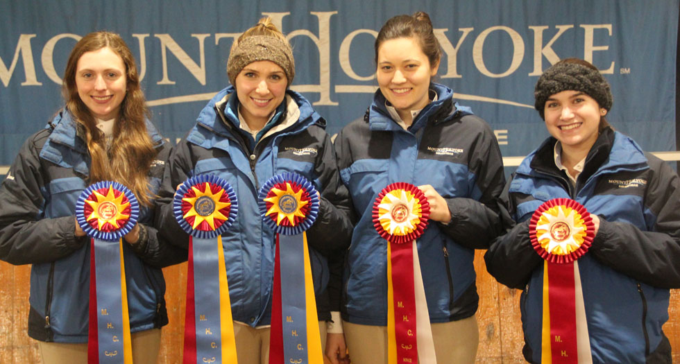 Riding Excels in Home Show Victory; Extends Regional Lead