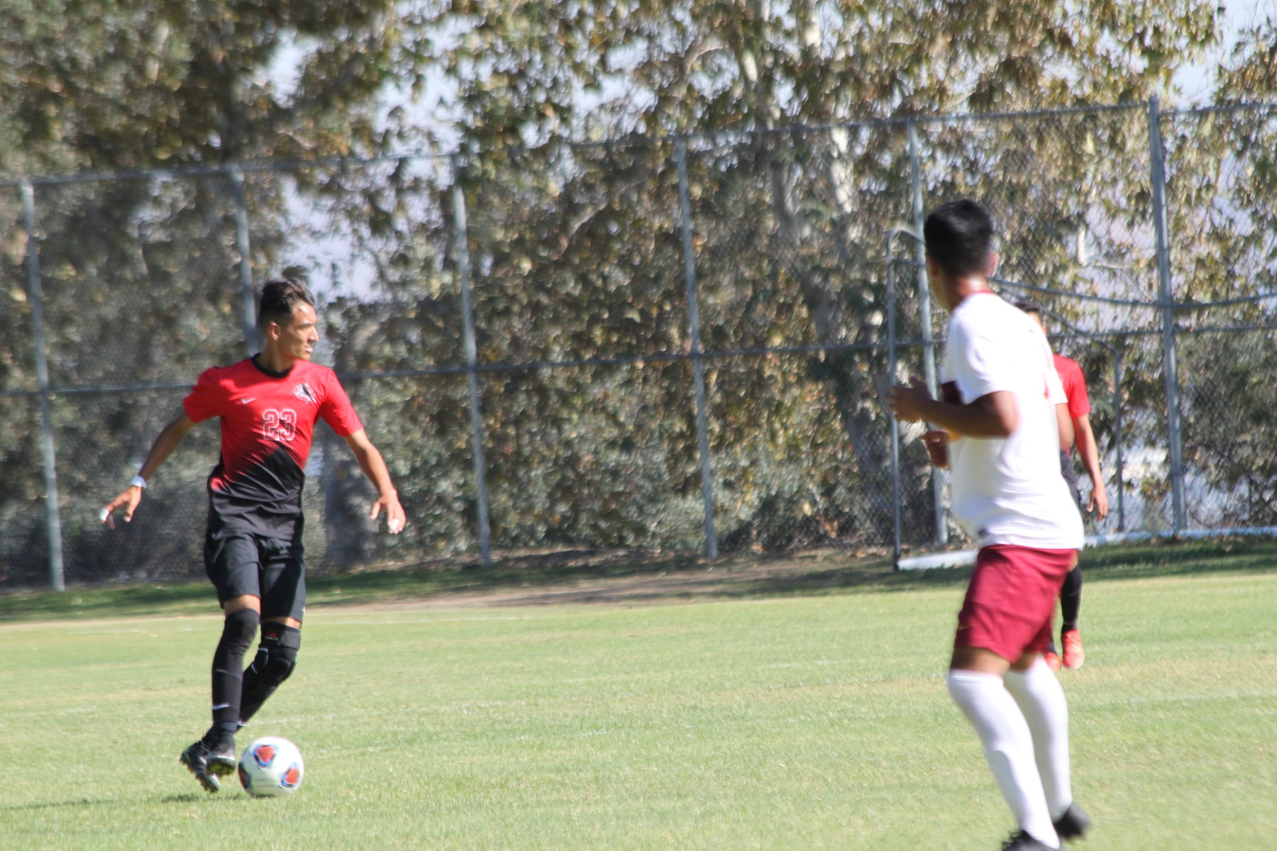 PANTHER MEN EDGE PAST PCC FOR 3-2 WIN