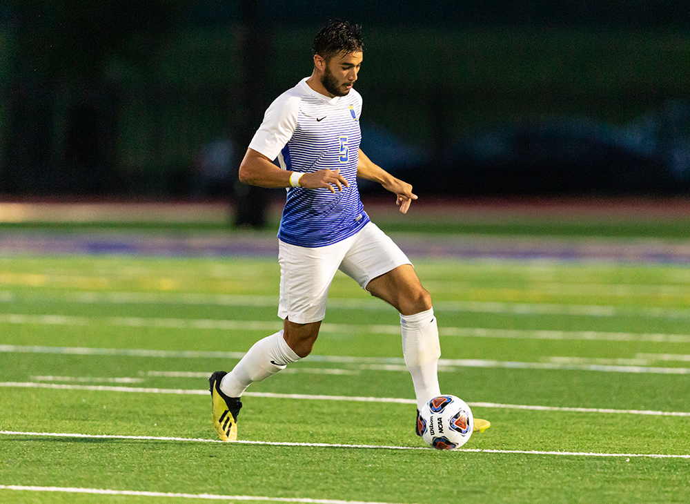 Men's Soccer Comes from Behind to Down Fitchburg State