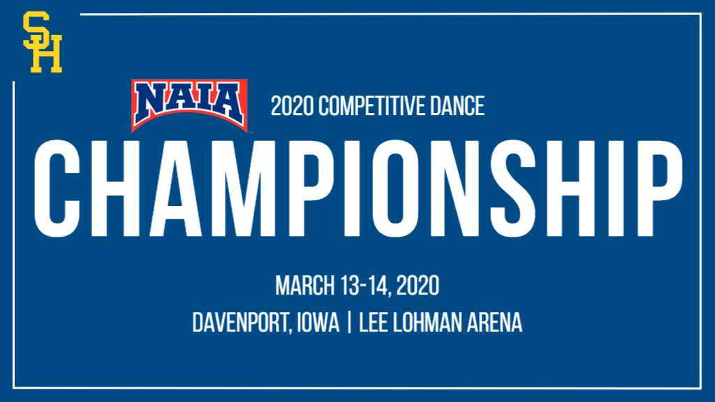 Siena Heights Dance Team Qualifies for the 2020 NAIA Competitive Dance Championship