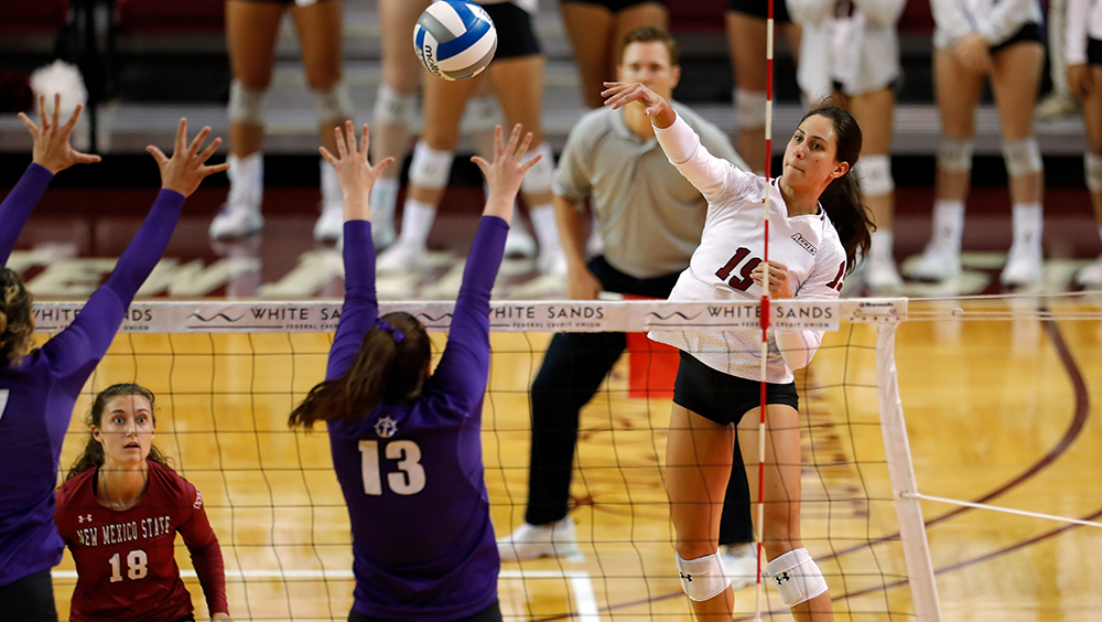 This Week in WAC Volleyball - Sept. 17