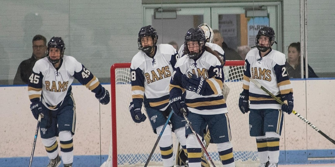 Women's Hockey Hosts Becker, Visits Salem State this Weekend