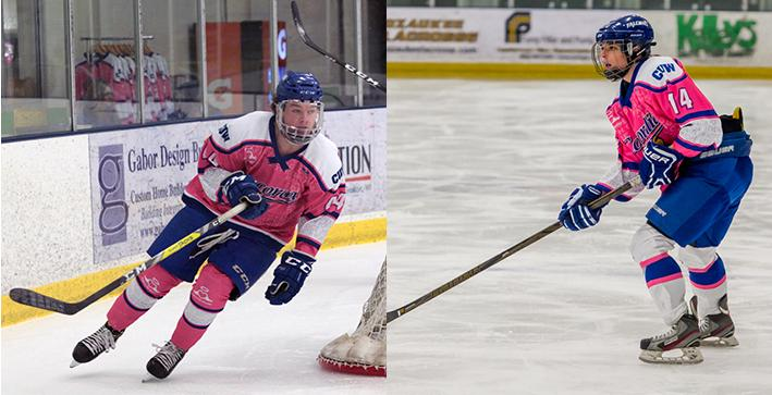 Men's, Women's Hockey ready for Pink the Rink