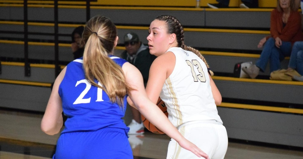 Women's Basketball Grounded by Solano Falcons 59-48