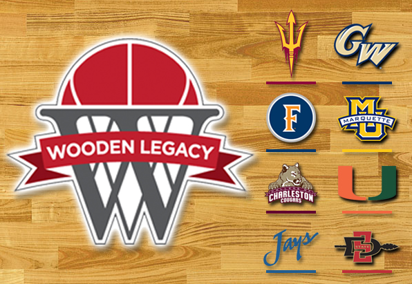 Fullerton to Host Opening Rounds of All-New Wooden Legacy Event
