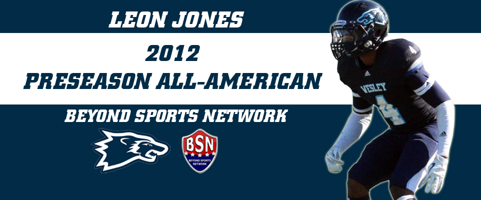 Jones Named A Preseason All-American