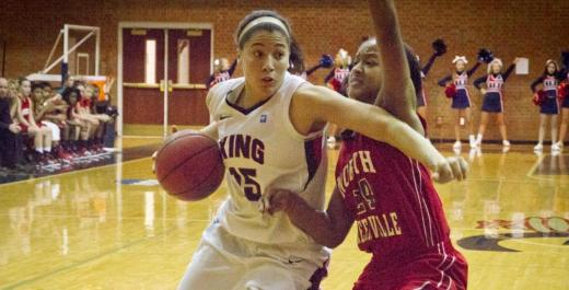 Comeback Quelled by Valkyries, 60-59