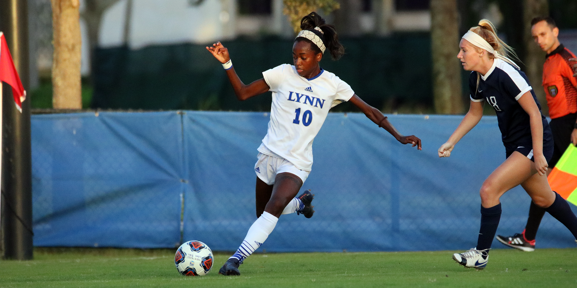 Overtime Heartbreak; Women's Soccer Falls at the Buzzer in Season Finale