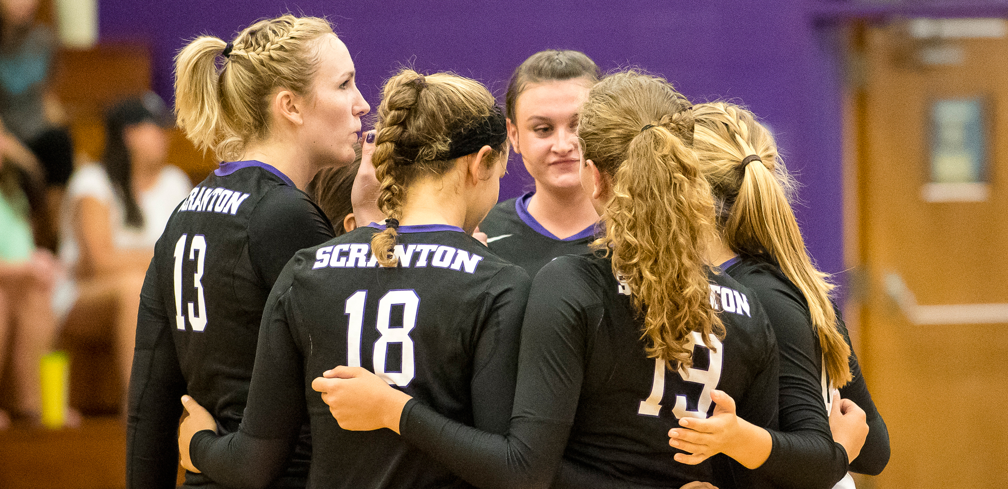 Women's Volleyball Falls At Juniata In Landmark Conference Semifinal