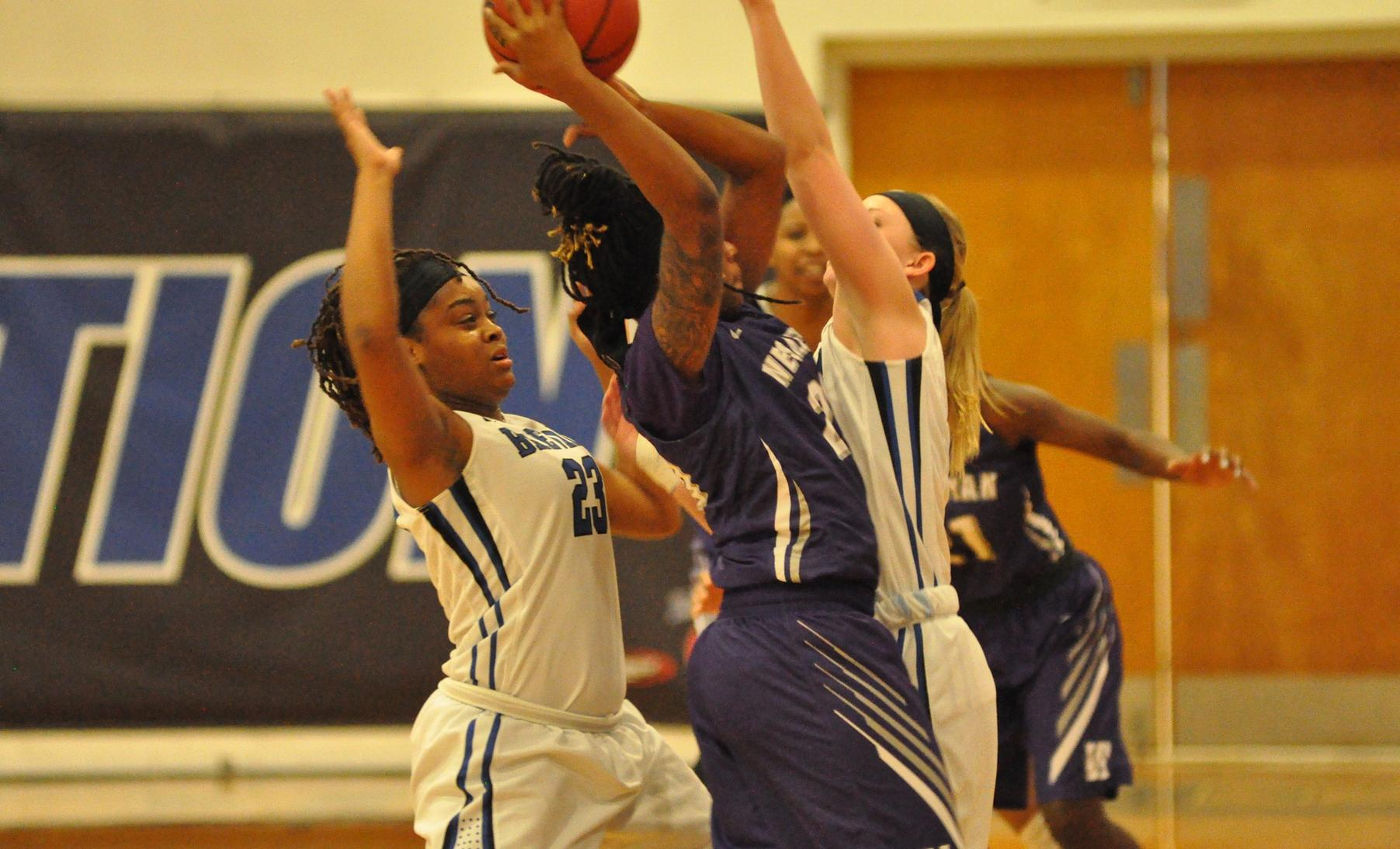 Foul Trouble Plagues Brevard Offense in Setback to Scots