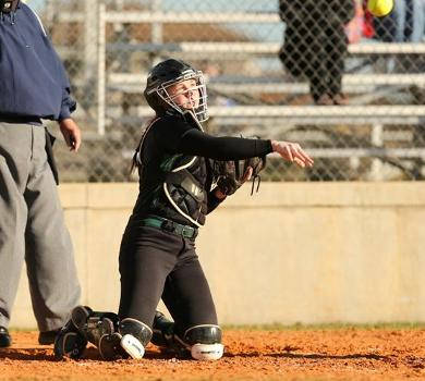 Anderson Named ECAC Softball Player of the Week