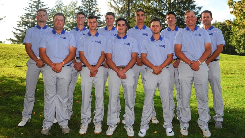 Men's Golf Ties for Fifth Place at Macdonald Cup at Yale