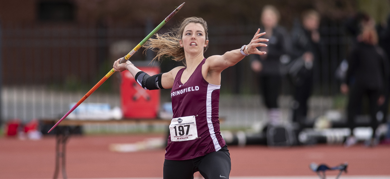 Moyher and Hitchcock Shine for Women's Track and Field at NEICAAA All New England Championships