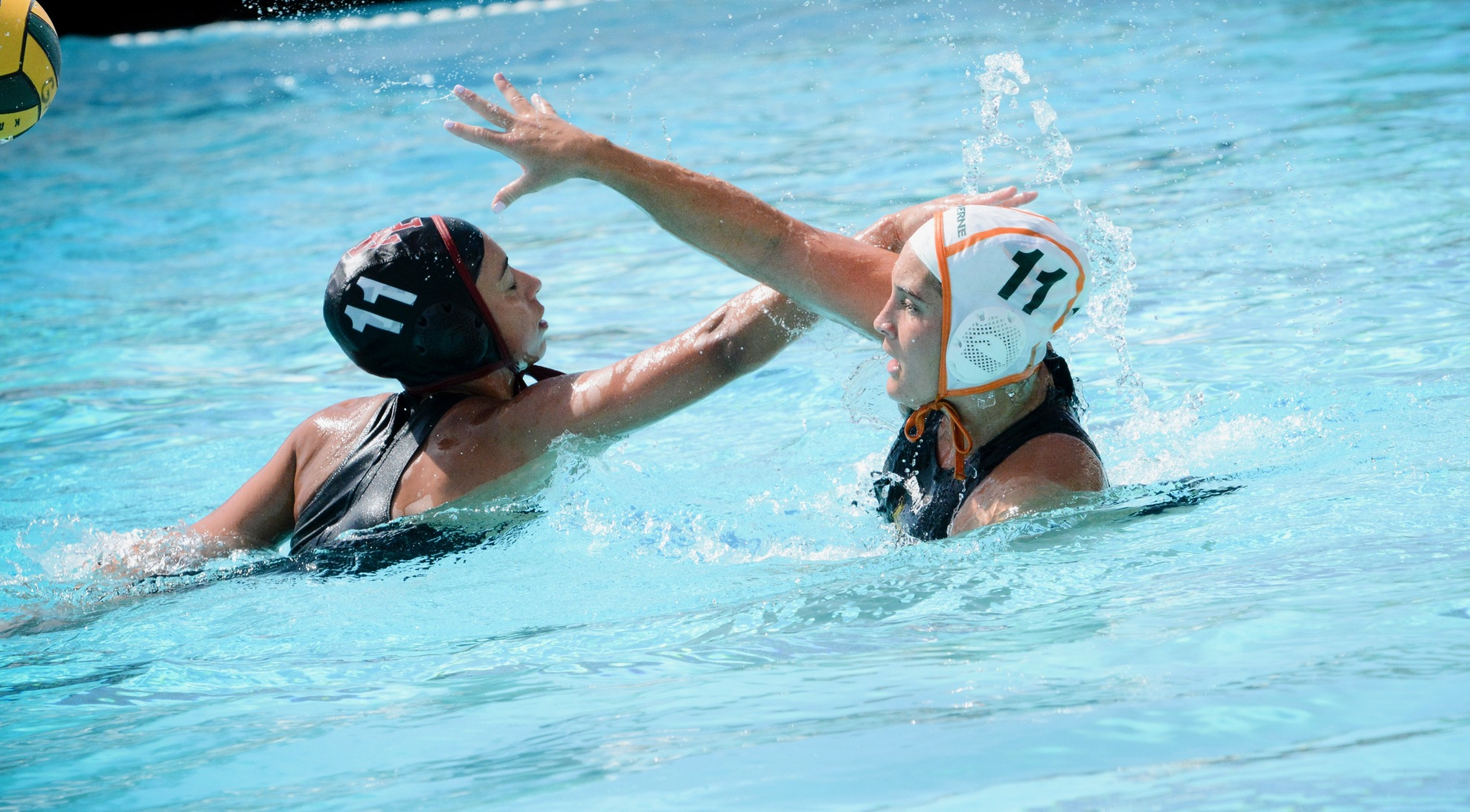 Women's Water Polo routs Caltech 21-6