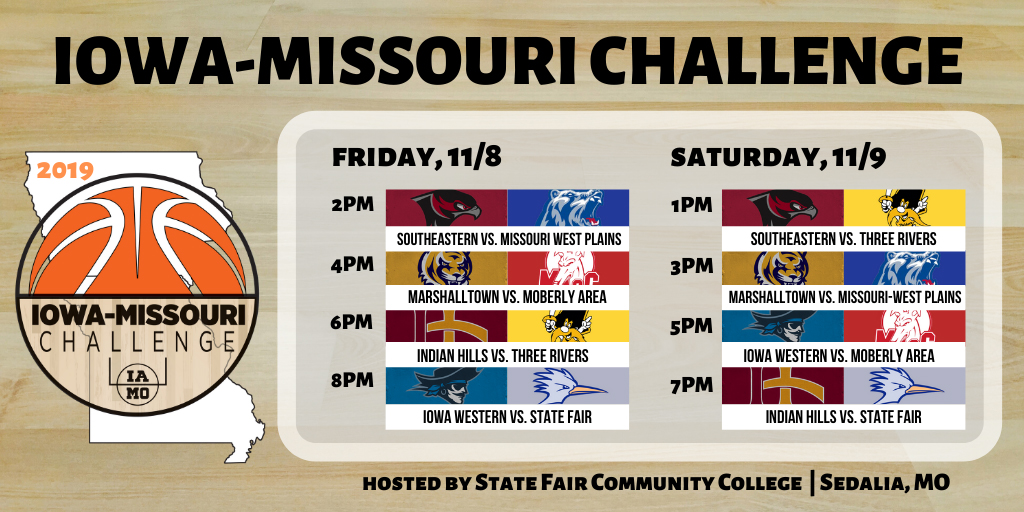 Iowa Missouri Basketball Challenge