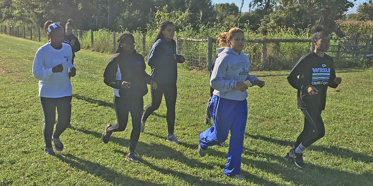 Cross Country competes at CAC Championships