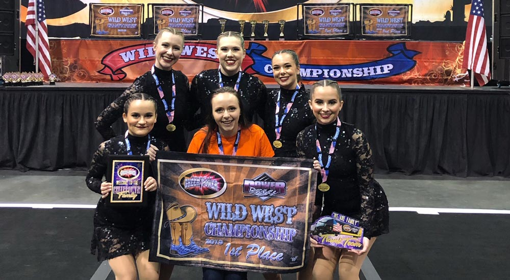 Dance wins jazz championship at American Cheer Power/Power Dance competition