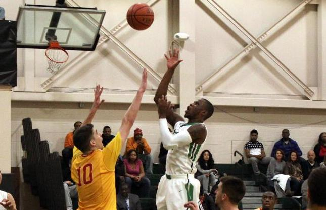 Wilmington Men's Basketball Goes Wire-to-Wire For First Win of Season, 77-60, at Post