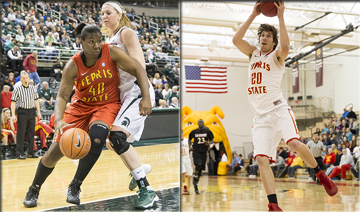 First Ferris State Home Basketball Doubleheaders This Week As Bulldogs Open GLIAC Play