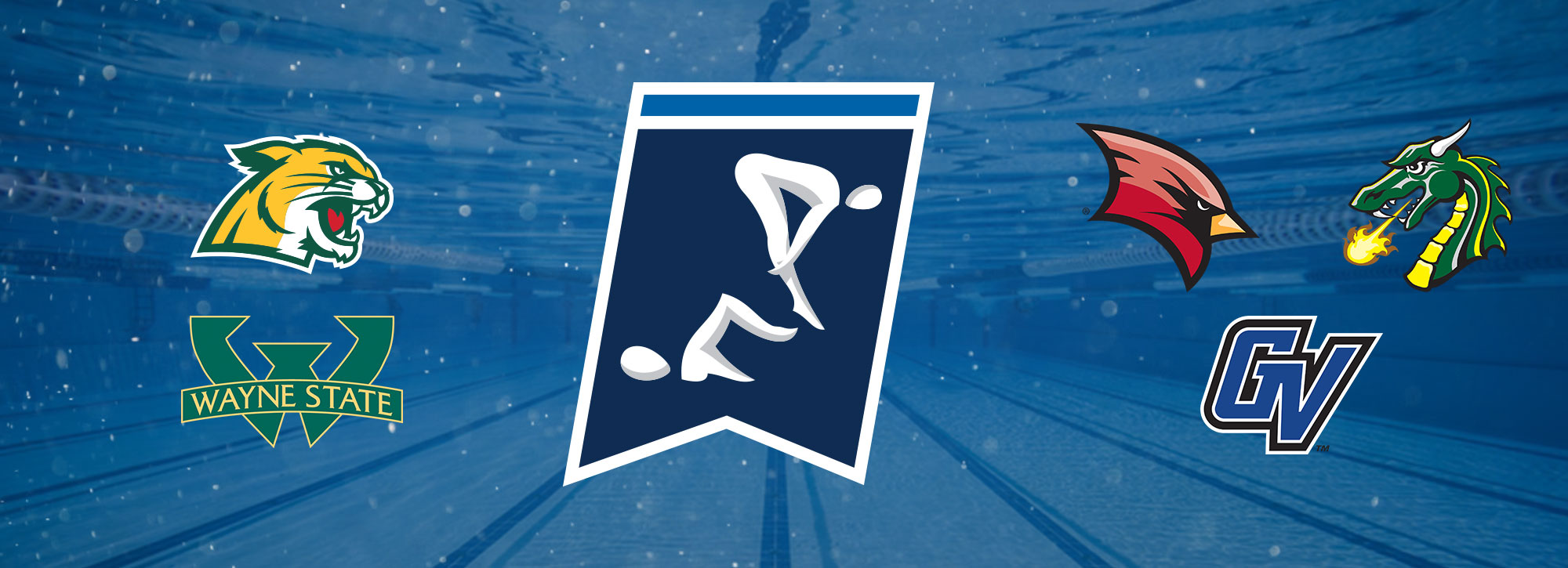 GLIAC Swimmers & Divers Earn Trip to North Carolina for NCAAs