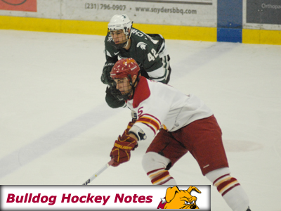 Weekly Notes Game 28: Michigan State at Ferris State