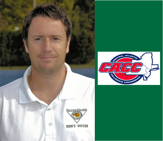 Nee Resigns As Men's Soccer Coach