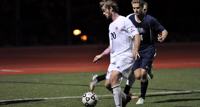 LC Men's Soccer Nets Big Win, Scores Home Game