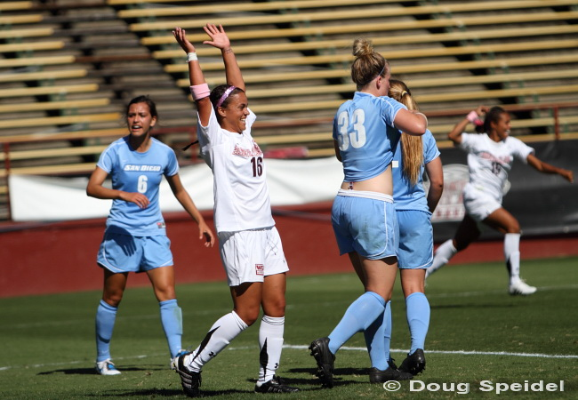 Santa Clara Starts 2010 WCC Season With 1-0 Win Over San Diego