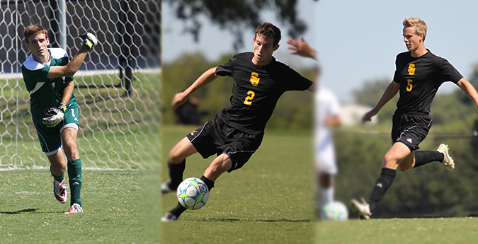 Three Pirates tabbed as All-Region