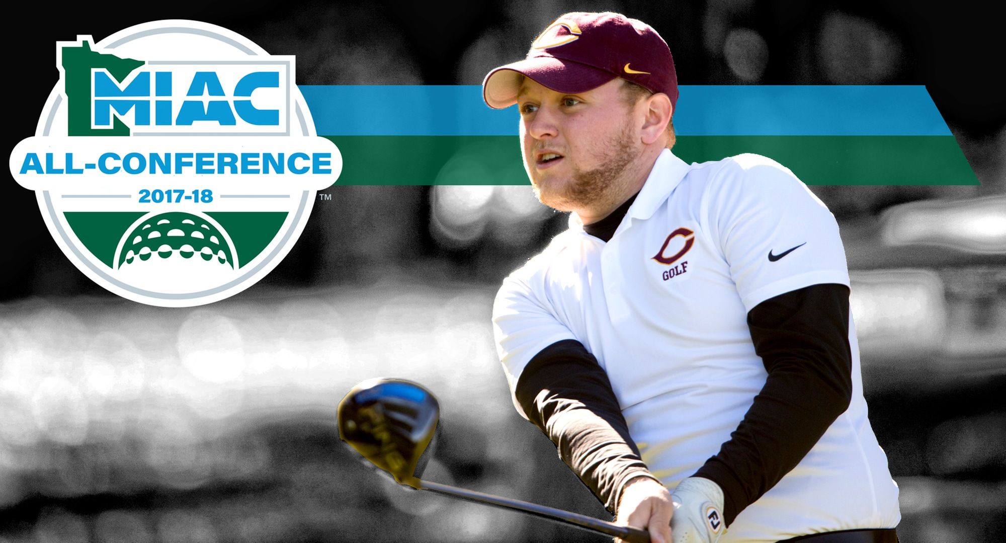 Junior Nate Kahlbaugh was officially named to the MIAC All-Conference team becoming the 12th Cobber to earn All-Conference honors since 2008.