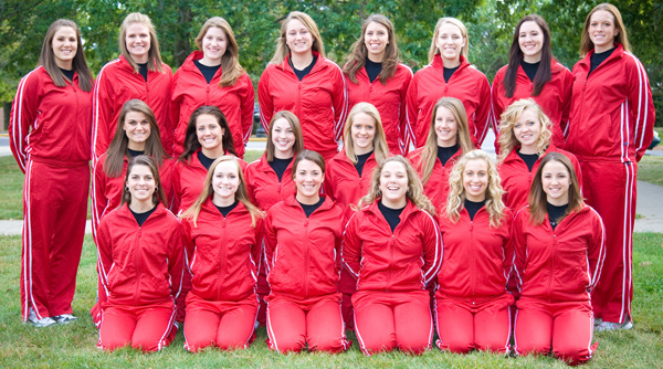 2008 Wittenberg Volleyball