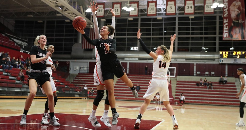 Comeback Effort Comes Up Just Short for Women's Basketball Against Pacific
