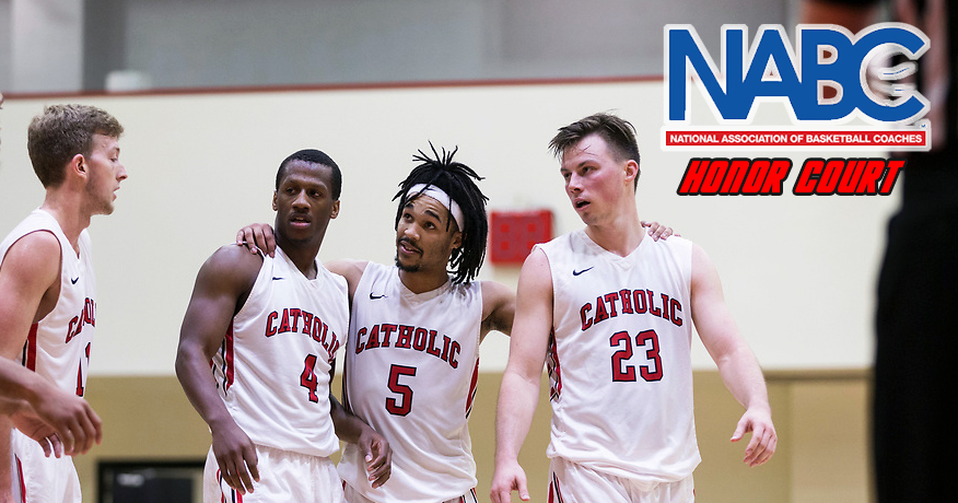 Five Cardinals Selected to NABC Honors Court