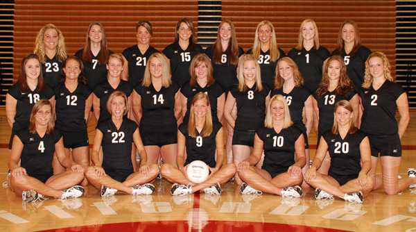 2007 Wittenberg Volleyball