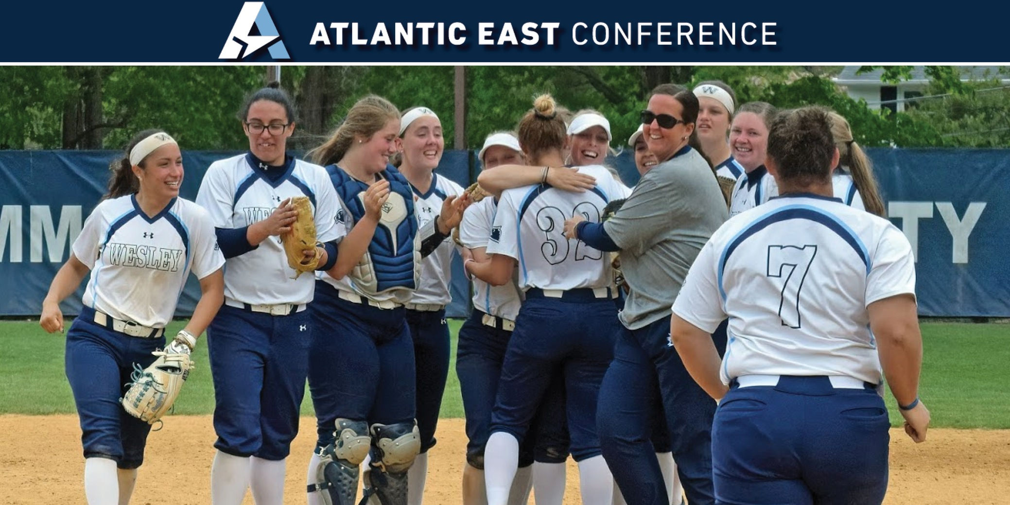 "Softball embracing ""Yeehaw Energy"" into Atlantic East Championship Series"