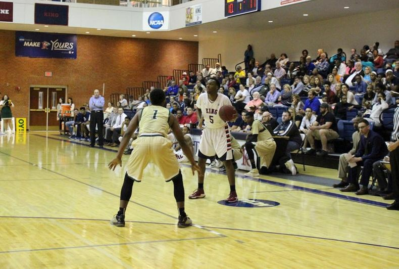 King drops home opener to Clayton State