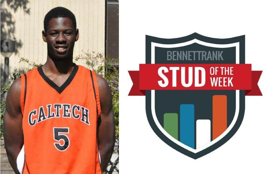 Kc Emezie Named BennettRank Stud of the Week