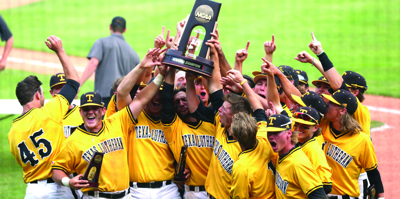 Texas Lutheran Advances to First-Ever NCAA DIII World Series