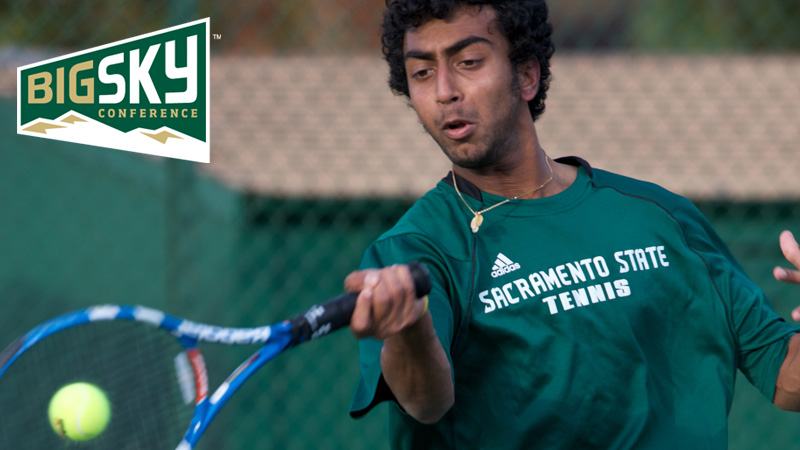 RAM NAMED BIG SKY MEN'S TENNIS PLAYER OF THE WEEK